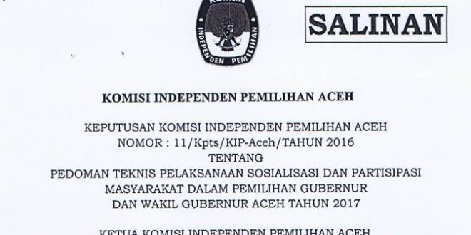surat keputusan no.11