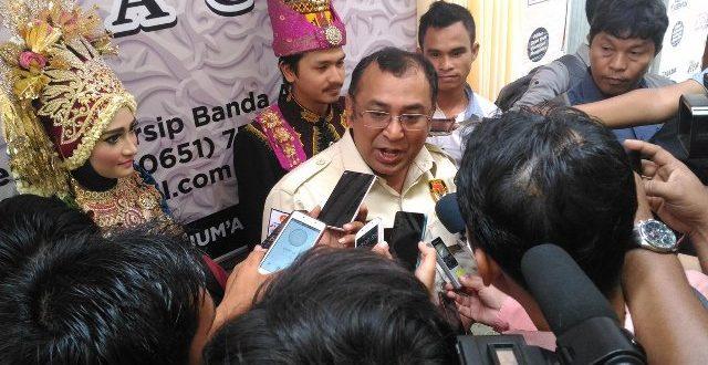 Ketua Komisioner KIP Aceh