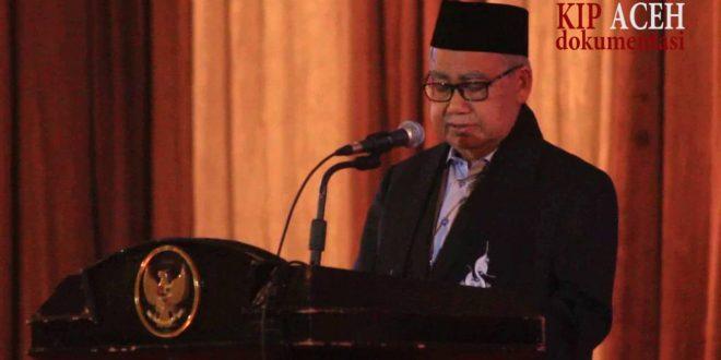 KIP Aceh Launching Pilkada 2017