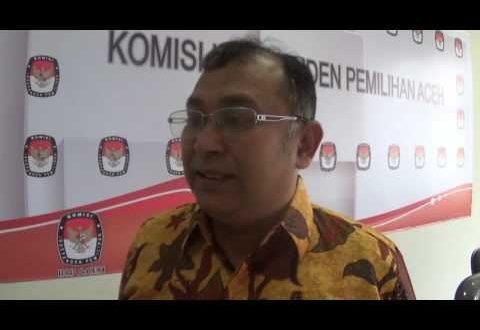 Video: Persiapan KIP Aceh Untuk Penerimaan Calon Dari Partai