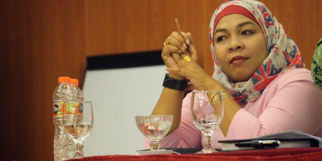 Anggota KIP Aceh, Fauziah (Foto: Yudi]
