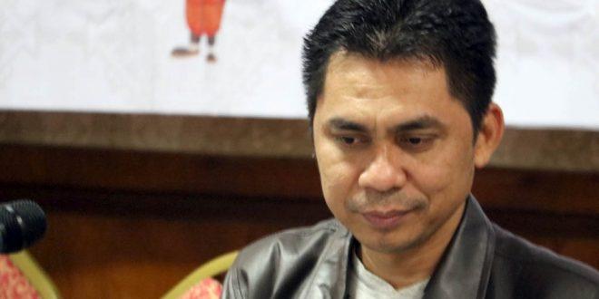 Komisioner KIP Aceh, Robby Syah Putra [Foto: Hadi]