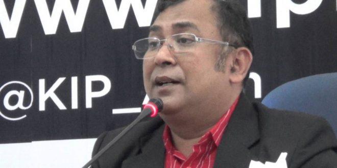 Video: KIP Aceh Gelar Rapat dengan Forkopimda