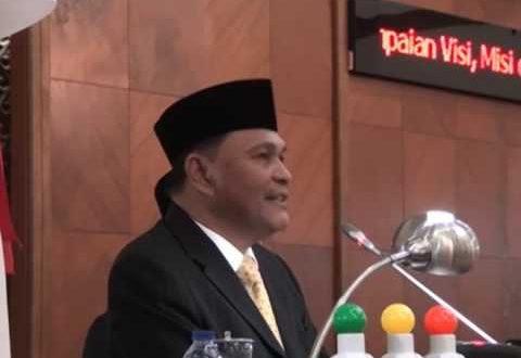 Video: Pembacaan visi misi calon gubernur dan wakil gubernur aceh