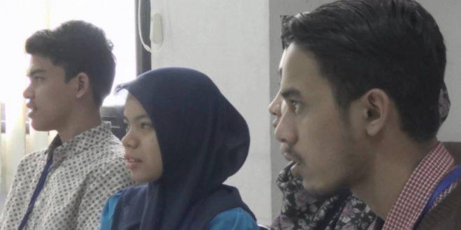 Video: Pemuda di Banda Aceh Ikut Kursus Kepemiluan