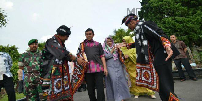 Plt Gubernur di Takengon | Foto Humas Aceh