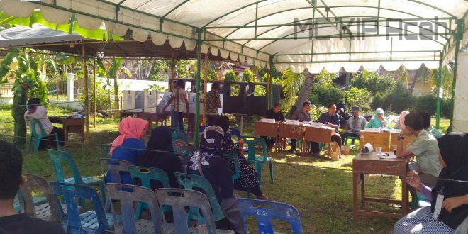 TPS Gampong Gla, Krueng Barona Jaya, Aceh Besar