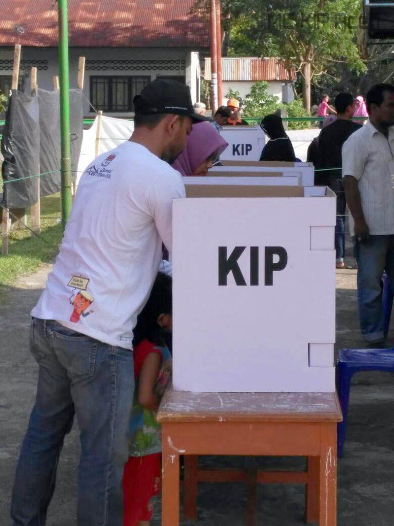 TPS Miruek, Aceh Besar