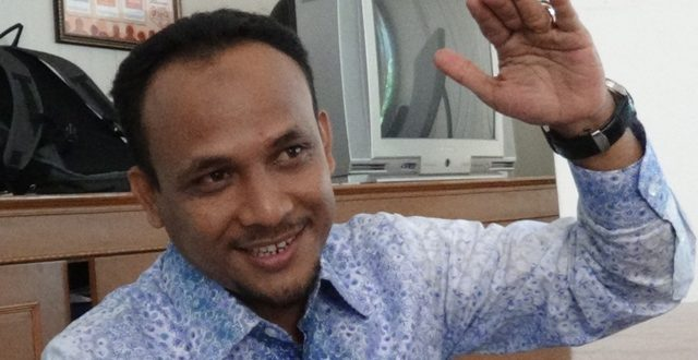 Komisioner KIP Aceh, Junaidi. Foto: Aprizal