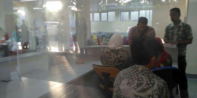 Salah satu ruang pemeriksaan kesehatan calon kepala daerah di RSUZA Banda Aceh [Foto: Hadi]
