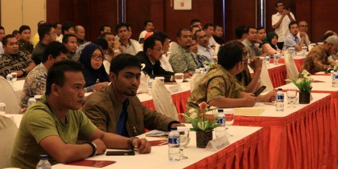 Rapat Rekapitulasi DPT [Foto: Hadi]