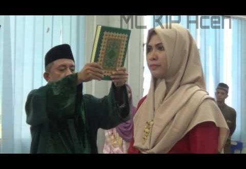 Video: Pelantikan Kasubbag KIP Aceh