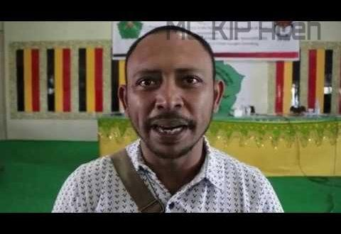 Video: Simulasi pilkada di STAIN Tengku Dirundeng