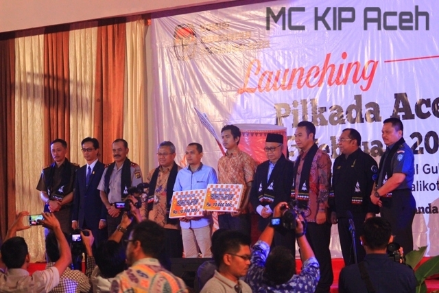 Launching Pilkada 2017